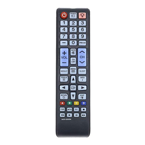Supermait AA59-00600A E0-Class Material Remote Control Fit for SAMSUNG TV