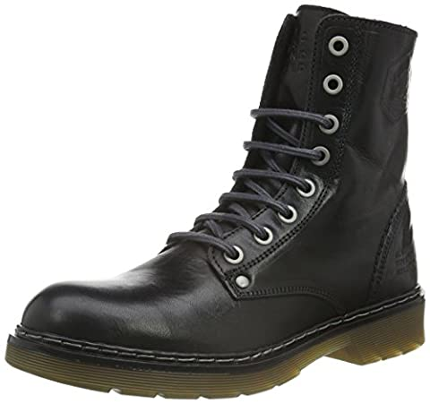 BULLBOXER Damen Stiefel Boots, 875M82701G, Gr. 39 EU, Schwarz (Black 2495)