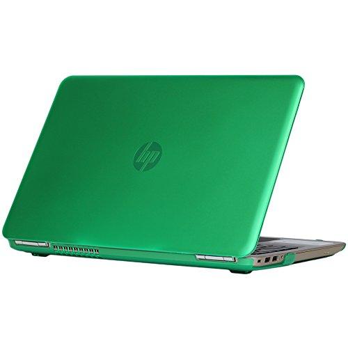 """mCover Coque Seulement pour 15,6"""" (39,6 cm) HP Pavilion série 15-ccXXXXX / 15-cdXXXXX PC Portable (15-cc501nf etc) ET HP Pavilion 15 Power Gaming Notebook 15-cbxxxxx série Portable (Vert)"""