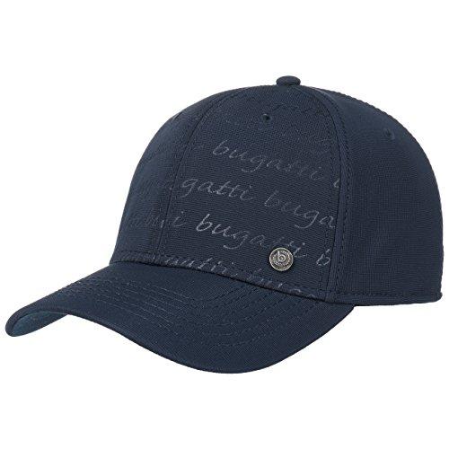 Casquette Monochrome bugatti casquette fitted cap bleu fonce