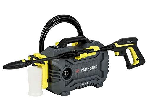 PARKSIDE® Hochdruckreiniger PHD 110, kompakt, viel Zubehör, 1300 W, 110 bar