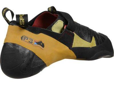 La Sportiva Solution Kletterschuh noir jaune