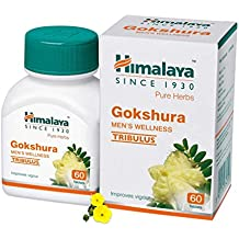 Himalaya Gokshure Men's Wellness Tablets |Tribulus| Improves vigour |- Tablets - 60 Count