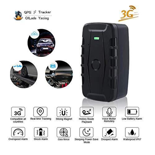 Rastreador GPS para auto - Rastreo GPS 3G - 10000 Mah 120...