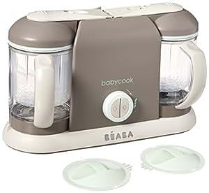 BEABA Babycook Pro, Latte Mint, 2X by BEABA