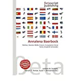 Geschenkideen Annalena Baerbock ANNALENA BAERBOCK (GERMAN, ENGLISH) BY SURHONE, LAMBERT M (AUTHOR)PAPERBACK