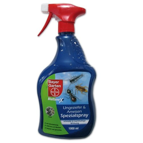 Bayer 79644736 Garten Spezial Pumpspray, 1000 ml