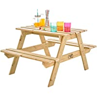 TP Wooden Picnic Bench