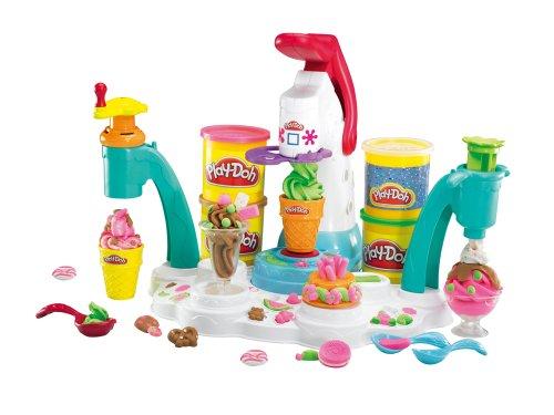 Preisvergleich Produktbild Hasbro - Play-Doh 20606148 - Softeis-Maschine