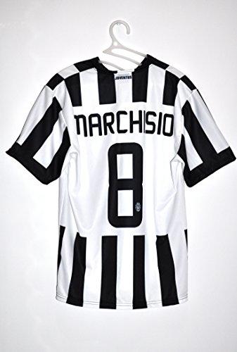 Maglia Juventus Ufficiale Claudio Marchisio 2014/2015 Tutte le Taglie