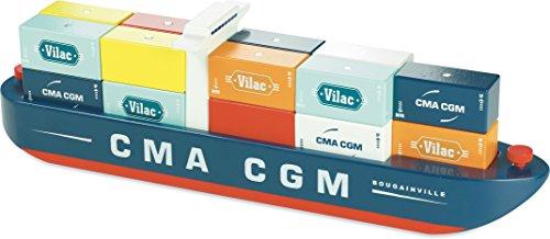 Vilac Vilac2356Vilacity Container-Schiff