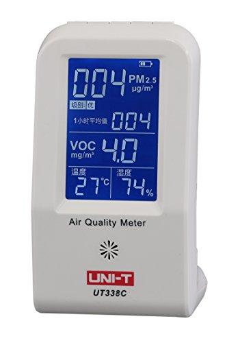 yarbar-uni-t-ut338c-high-precision-indoor-voc-pm25-data-logger-detector-air-monitor-thermometer-hygr