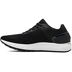 Under Armour HOVR Sonic 2, Scarpe Running Donna, Nero (Black White 003), 42 EU
