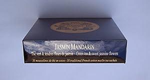 Mariage Frères - JASMIN MANDARIN - Boîte de 30 sachets mousseline de thé