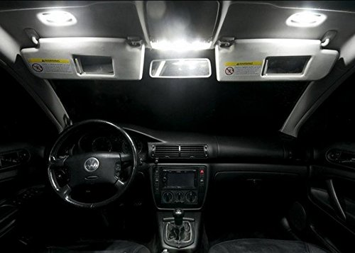 Plafoniera Targa Led Golf 7 : Led auto innenraumbeleuchtung the best amazon price in savemoney