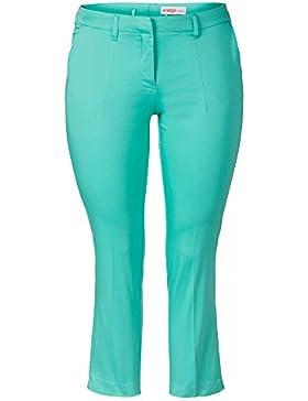 sheego Class Pantalón tipo chino tallas grandes nueva colección Mujer