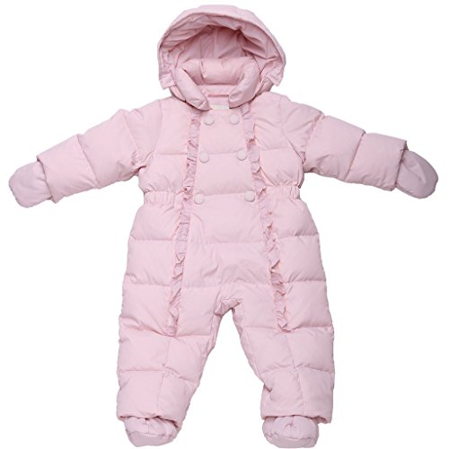 oceankids-traje-de-nieve-bebe-nina-rosado-capucha-desmontable-plumon-mono-entero-invierno-9-12-meses