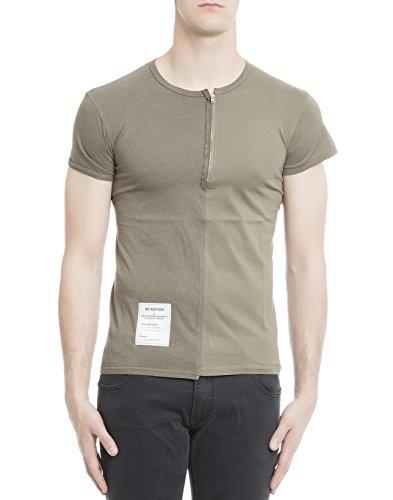 maison-margiela-mens-s30gc0599s22816974-green-cotton-t-shirt