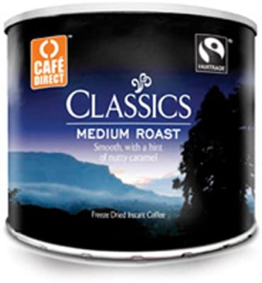Fair Trade Instant Coffee 500g