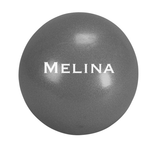 (Trendy Sport Pilates Ball, Therapieball, Fitnessball Melina Ø 19 cm in anthrazit)