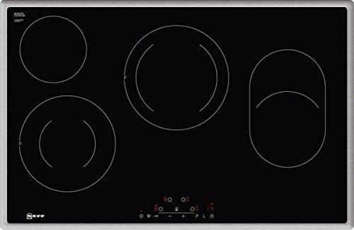 Neff T18BD36N0 Table de cuisson/induction/80 cm/Touch Control/zone à rôtir