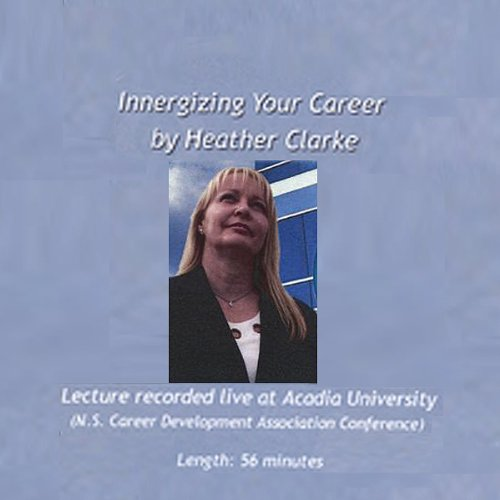 Innergizing Your Career  Audiolibri