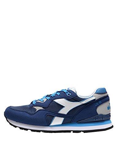 Diadora N-92, Sneaker a Collo Basso Unisex – Adulto Blue