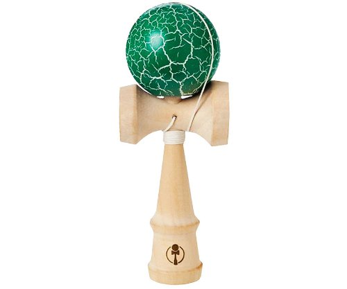 Toysmith Kendama Crackle Street Style, Assorted Colors