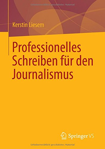 Journalismus Ratgeber Bestseller