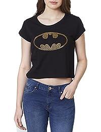 Batman Women's Regular Fit T-Shirt