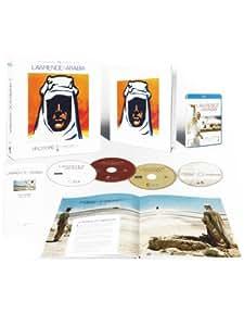 Lawrence D'Arabia (Ltd Ed) (3 Blu-Ray+Cd+Libro)