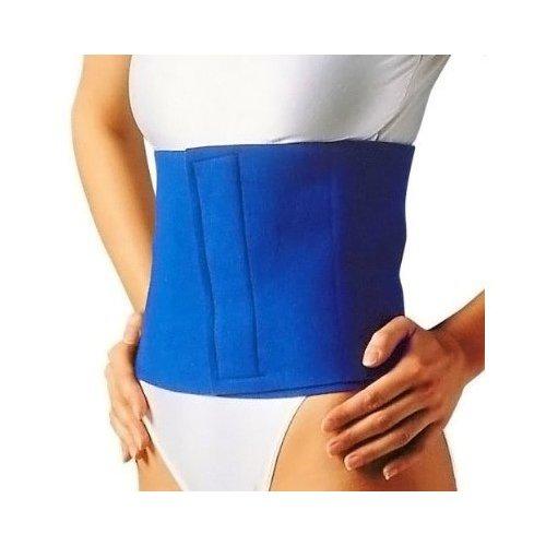 SODIAL(TM) Correa de Adelgaza de Neopreno - TALLA UNICA, objetivos de grasa alrededor de la cintura