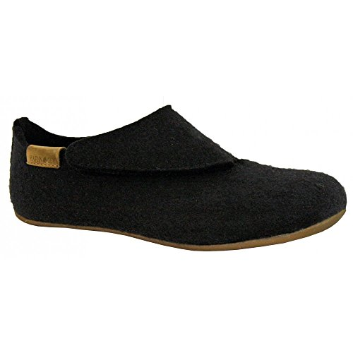 Haflinger mixte adulte Future Chaussons black OwqZF