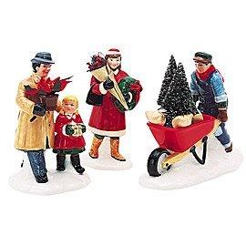 Christmas Visit To The Florist by Original Snow Village