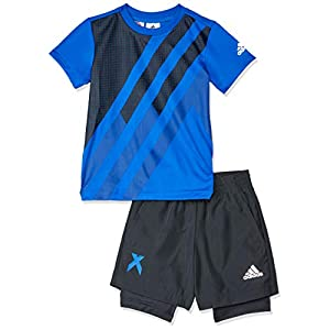 adidas Jungen X Set Trainingsanzug