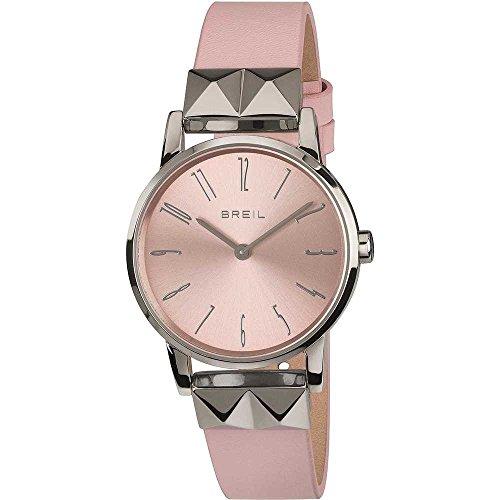 BREIL Reloj Rockers Mujer Sólo el tiempo Piel - TW1710