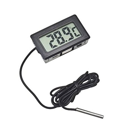 NiceButyLCD Digital Thermometer Tester für Kühlschrank Aquarium