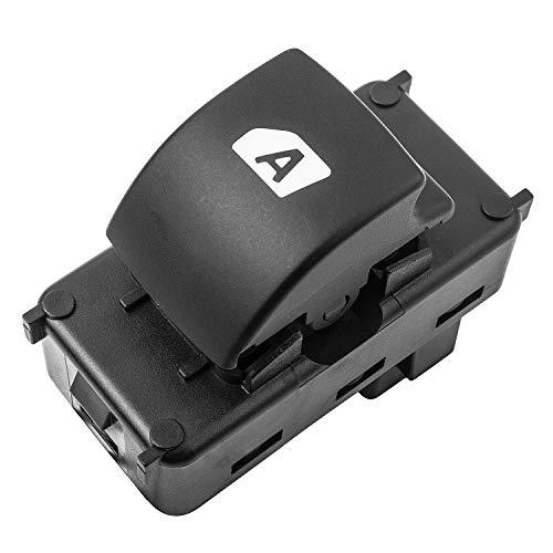 Preisvergleich Produktbild YAOPEI 4 Pins Single Window Switch 6490.E3 für Partner Tepee Berlingo