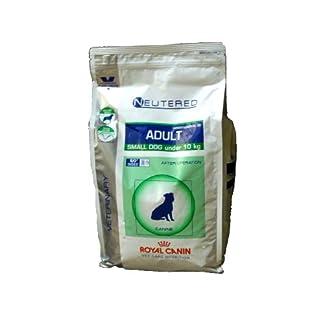 ROYAL CANIN Dog Food Nutrition Neutered Adult Small Dog Vet Care 3.5 Kg 6