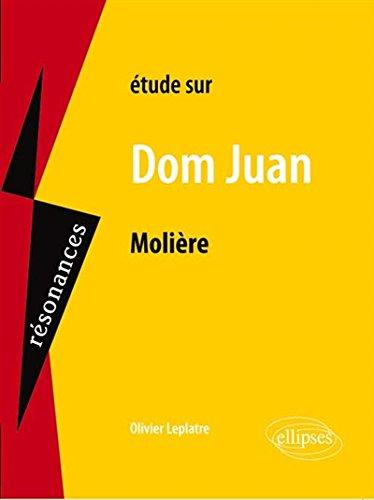 Dom Juan Molière