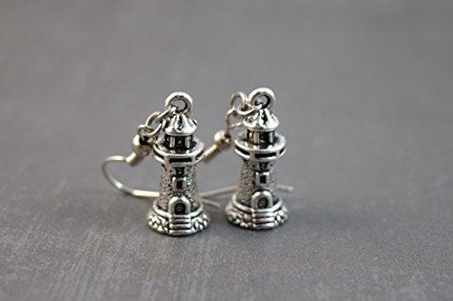 Huang Nine-sisters Leuchtturm Ohrringe-marine Schmuck-Leuchtturm-Ohrringe-Schmuck-Ohrringe, Kostüm, Ohrringe (Muse Du Kostüm)