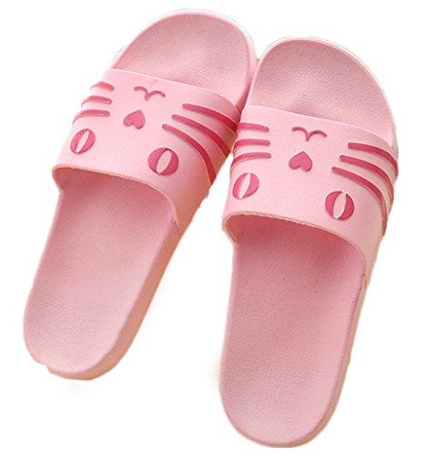 NEWZCERS, Sandali donna Pink