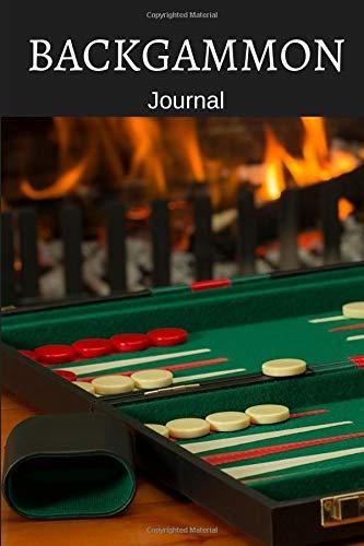 Backgammon Journal por C. Crimson Journals