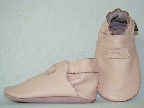 Boumy Krabbelschuhe Lauflernschuhe Babyschuhe verschiedene Farben und Modelle Rosa