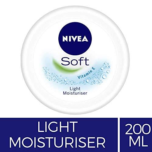 Nivea Soft Light Moisturiser, 200ml