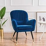 JIAJU Lounge Accent Stühle für Wohnzimmer