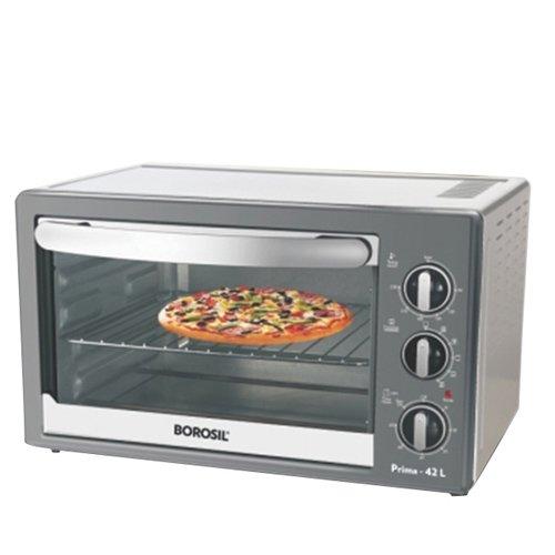 Borosil Prima 42 Liter 2000 Watt Convection Oven Toaster Griller...