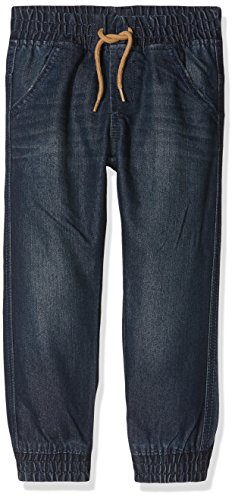 NAME IT Baby-Jungen Jeans Nkmbarry Dnmtrip 3006 Pant Noos, Blau (Dark Blue Denim), 98