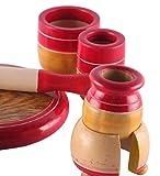 Kalaplanet-Eco-friendly-Red-Wooden-Toy-Kitchen-Set