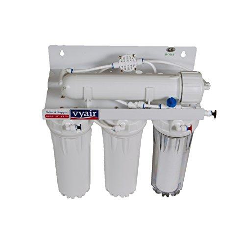 RO- 100 m Nature's Water Umkehrosmose-Wasserfiltersystem für (100 Umkehrosmose)